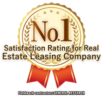 Satisfaction Rating for Real Estate Leasing Company